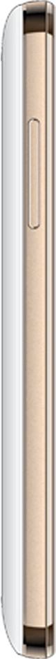 Karbonn A5s (White, Gold, 512 MB)(512 MB RAM)