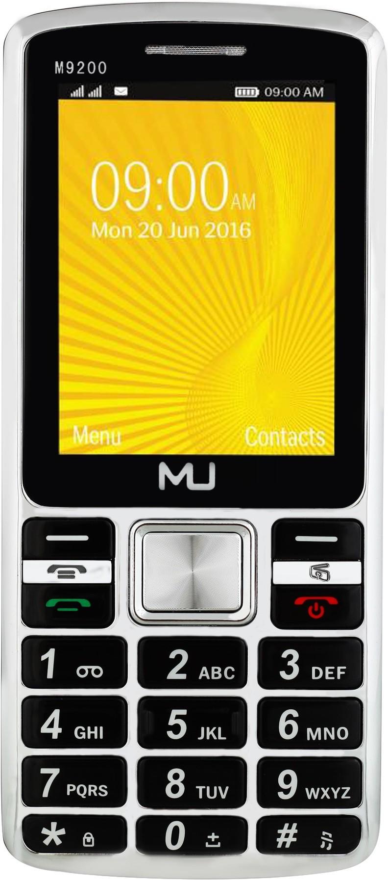 MU M-9200(Black)