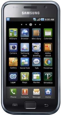 SAMSUNG Galaxy S (Metallic Black, 16 GB)