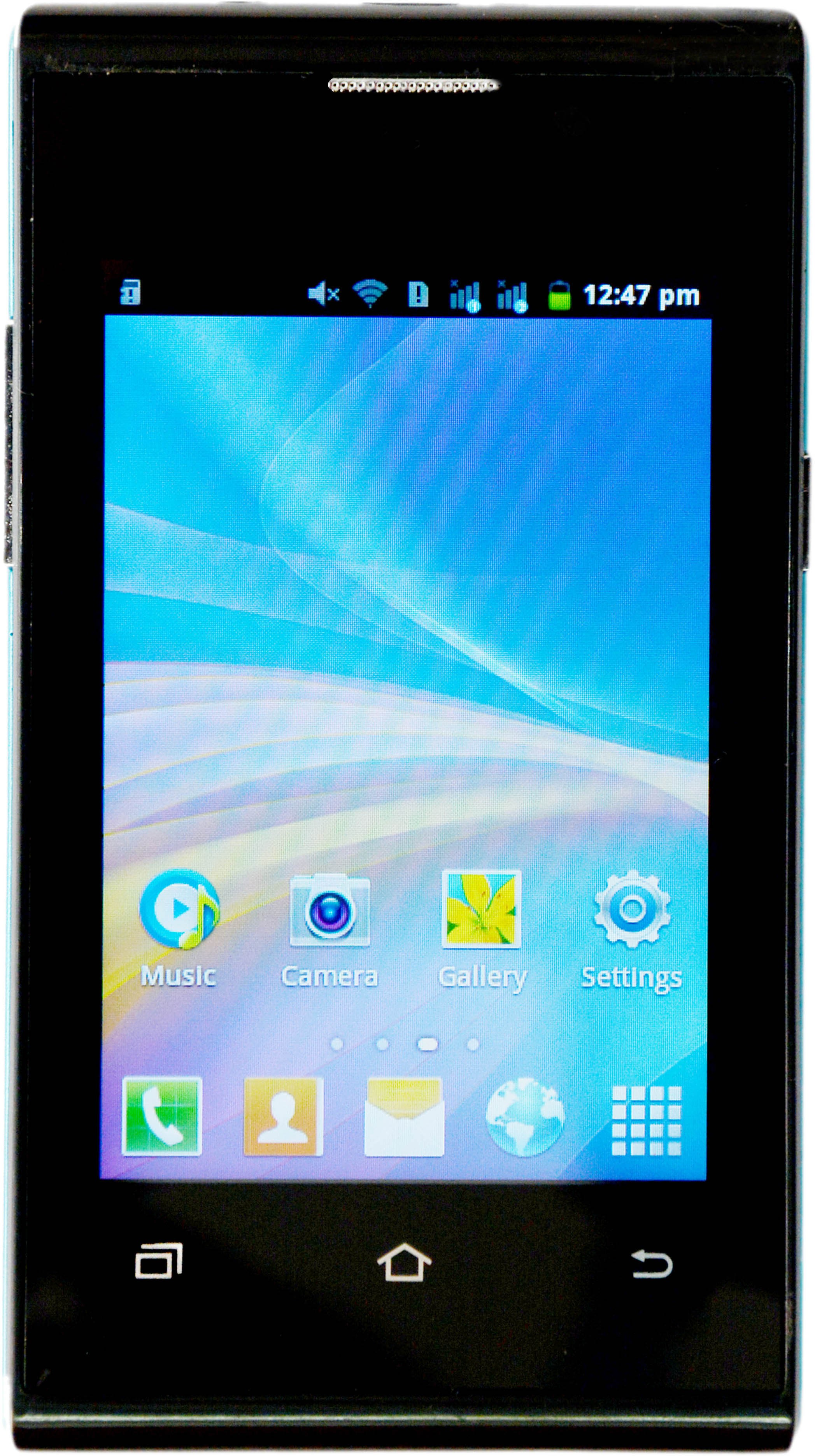 Ginger Monix Android G310 Red Bull By Camerii (Blue, 512 MB)(1 GB RAM)