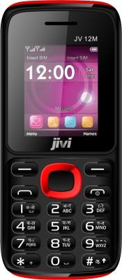 Jivi JV 12M (Black & Red, 32 MB)