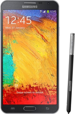 SAMSUNG Galaxy Note 3 Neo (Black, 16 GB)