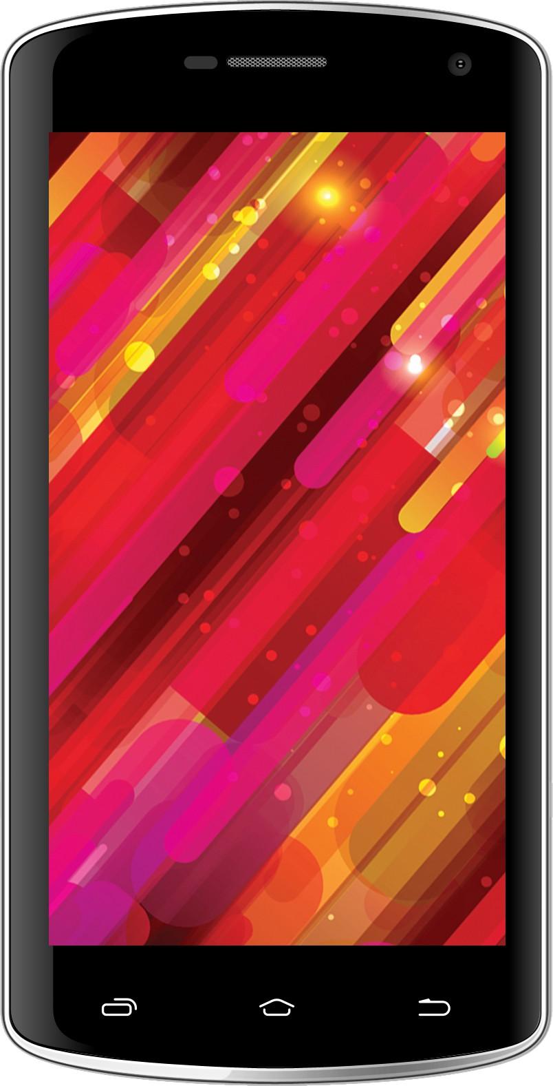 Intex Cloud Glory 4G (Black, 8 GB)(1 GB RAM)
