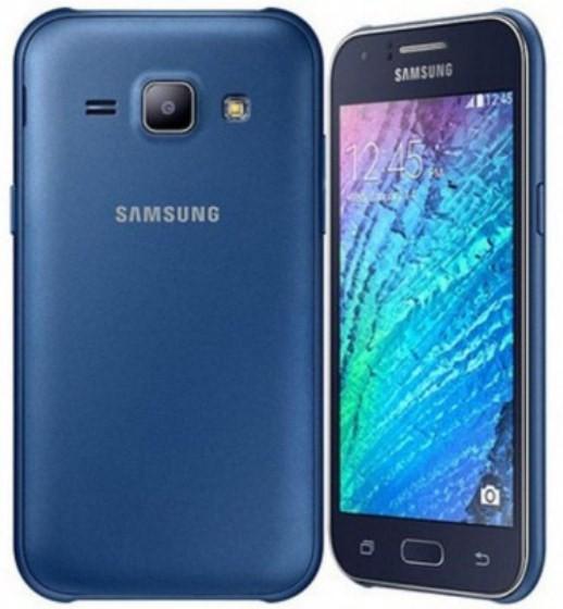 SAMSUNG GALAXY (Blue, 4 GB)(512 MB RAM)