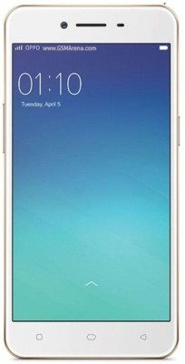 Oppo A37f (Gold, 16 GB)