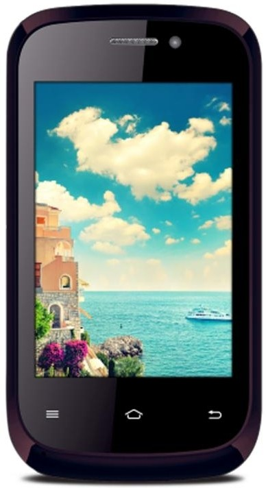 iBall Andi 3.5 KKe Genius (Black, 2 GB)(256 MB RAM)