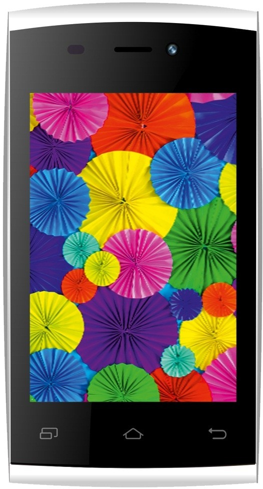 Intex Aqua V3G (White, 104 MB)(256 MB RAM)