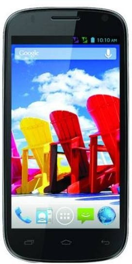 Videocon A48 (Black, 512 MB)(512 MB RAM)