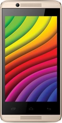 Intex Aqua 3G Pro Q (Champagne, 4 GB)