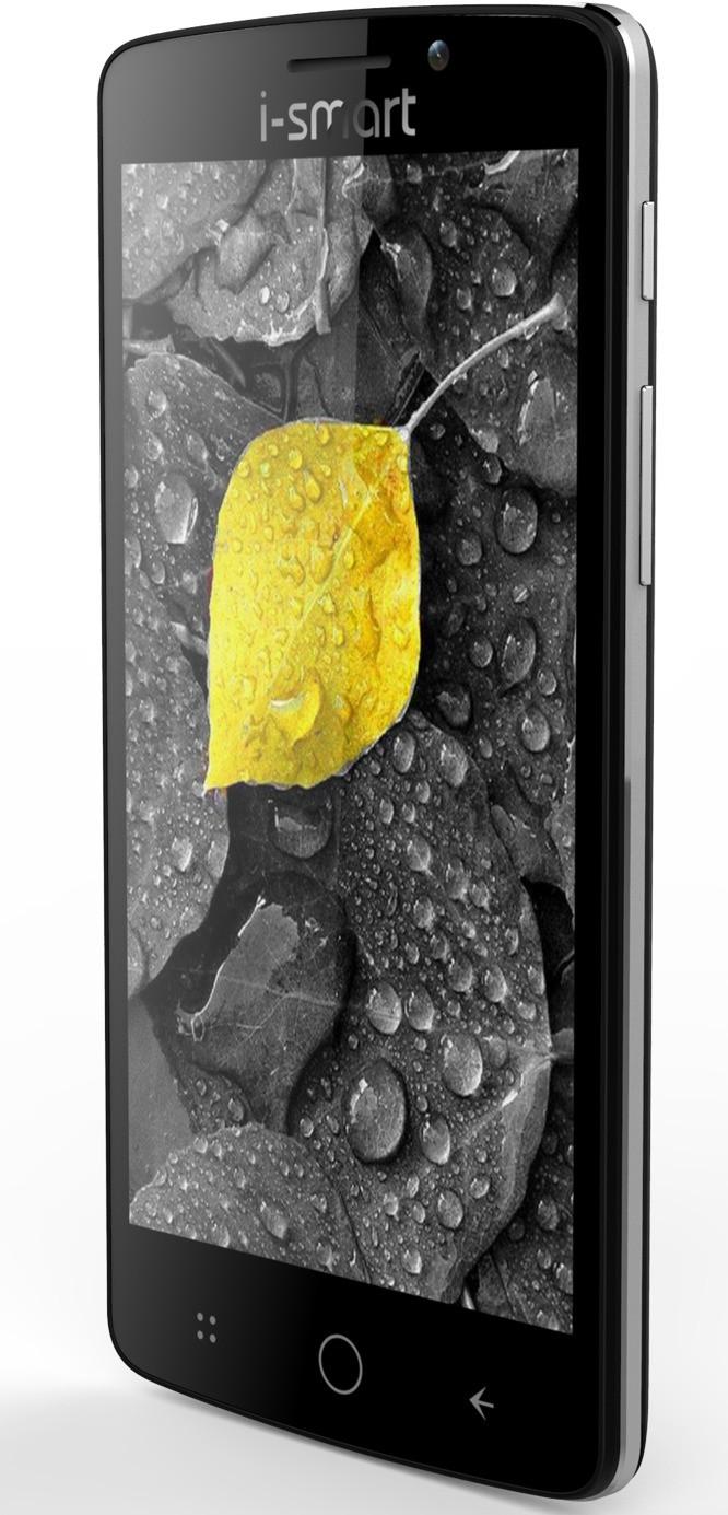 i-Smart IS 58 Mercury V5 (Black, 8 GB)(1 GB RAM)