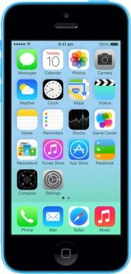 Apple iPhone 5C (Blue, 16 GB)