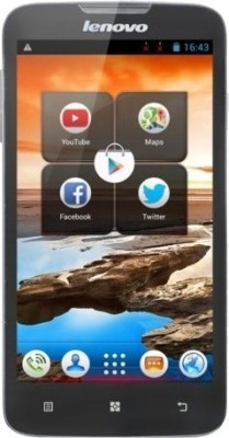 Lenovo A680 (Black, 4 GB)(1 GB RAM) at flipkart