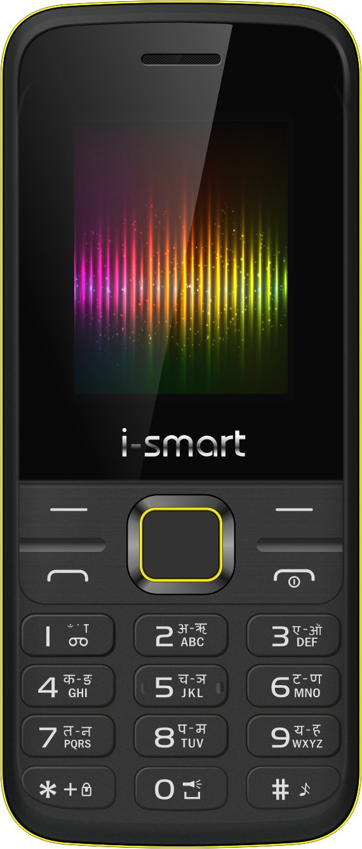 i-Smart IS-102(Black & Yellow)
