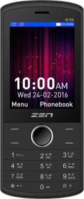 Zen M86 (Black, 20 MB)