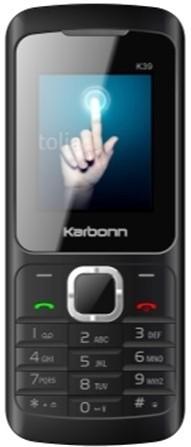 Karbonn K39(Black)