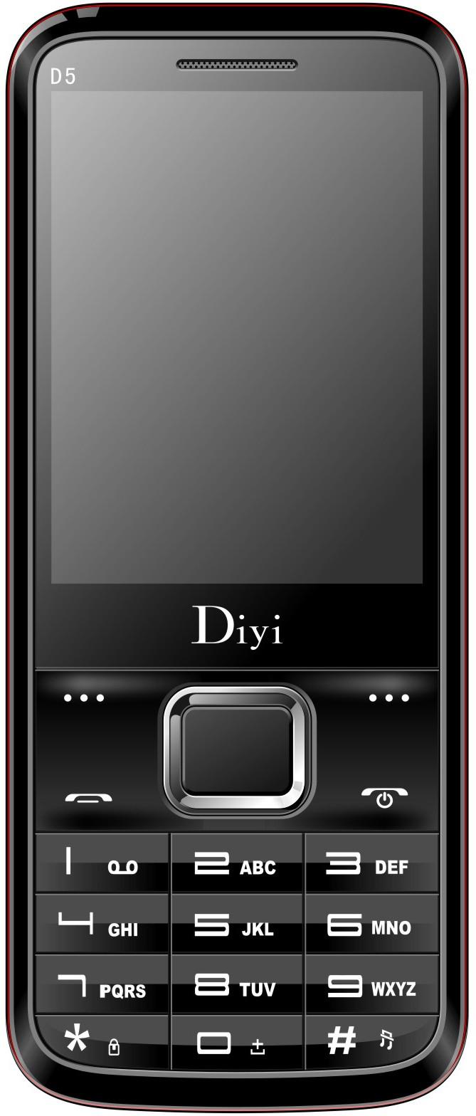Diyi D5(Black)