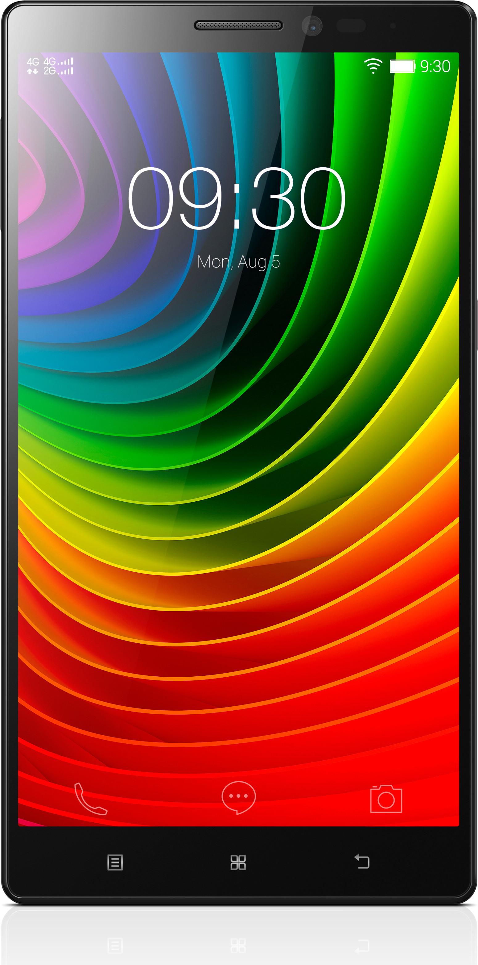 View Lenovo Vibe Z2 Pro (Starry Night Black, 32 GB)(3 GB RAM) Mobile Price Online(Lenovo)