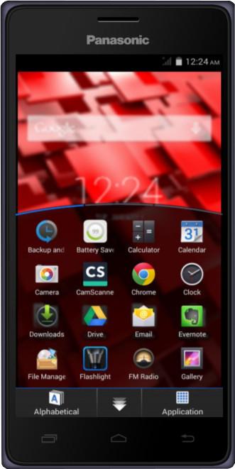 Panasonic Eluga I (Black, 8 GB)(1 GB RAM)
