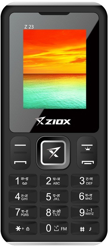 Ziox Z 23(Black & White)