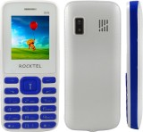 Rocktel W9 (White, Blue)
