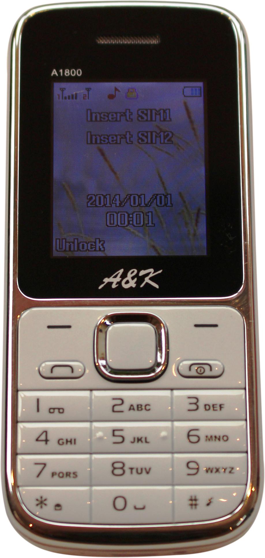 A&K A 1800 W(White)