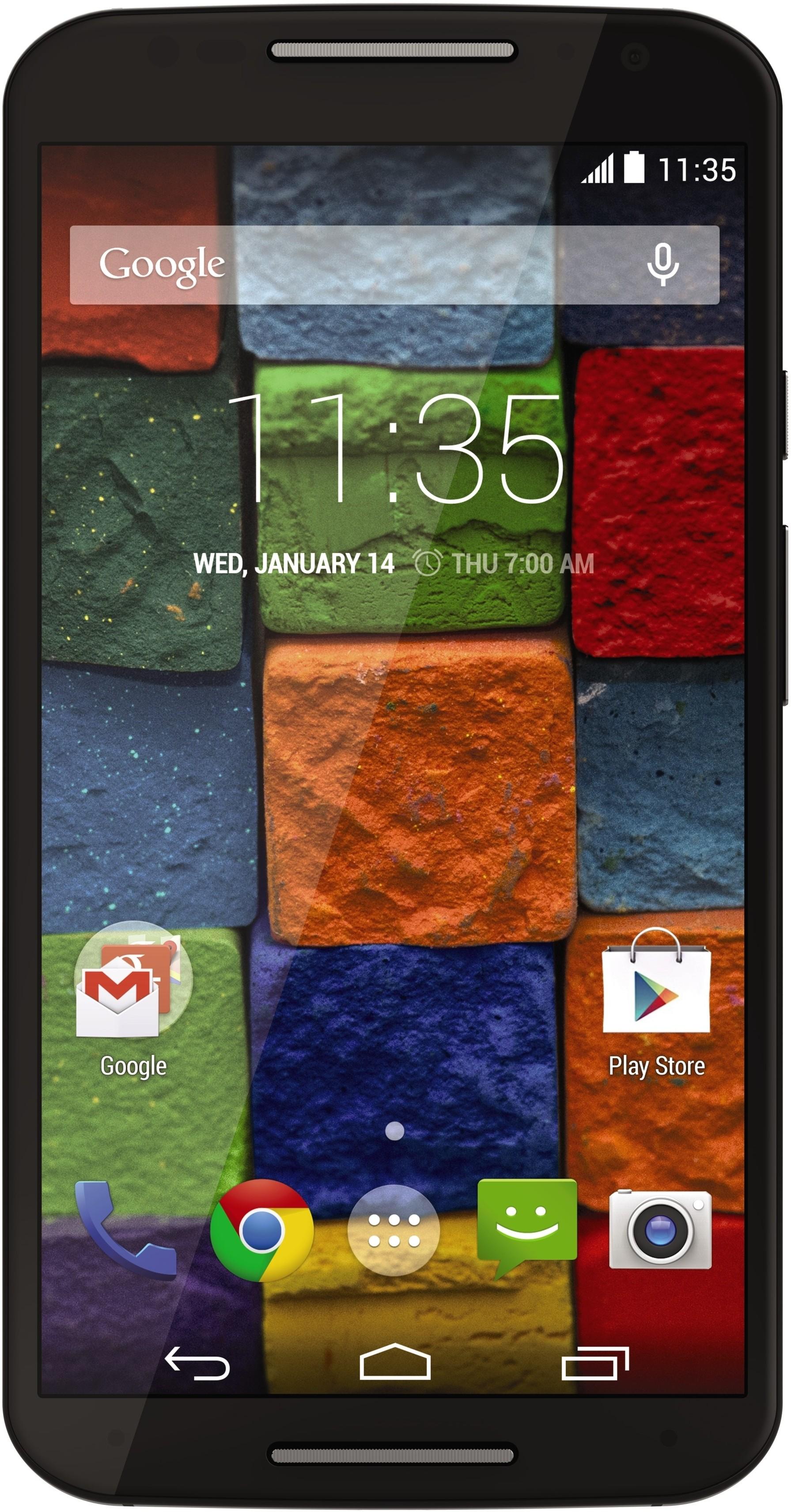 Moto X (2nd Generation) (Black, 16 GB)(2 GB RAM)