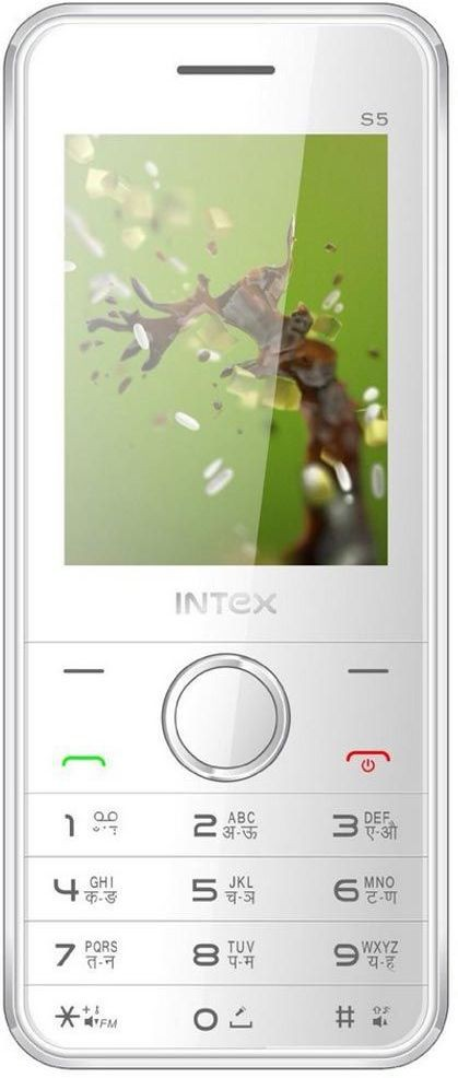 Intex Turbos5(White, Silver)