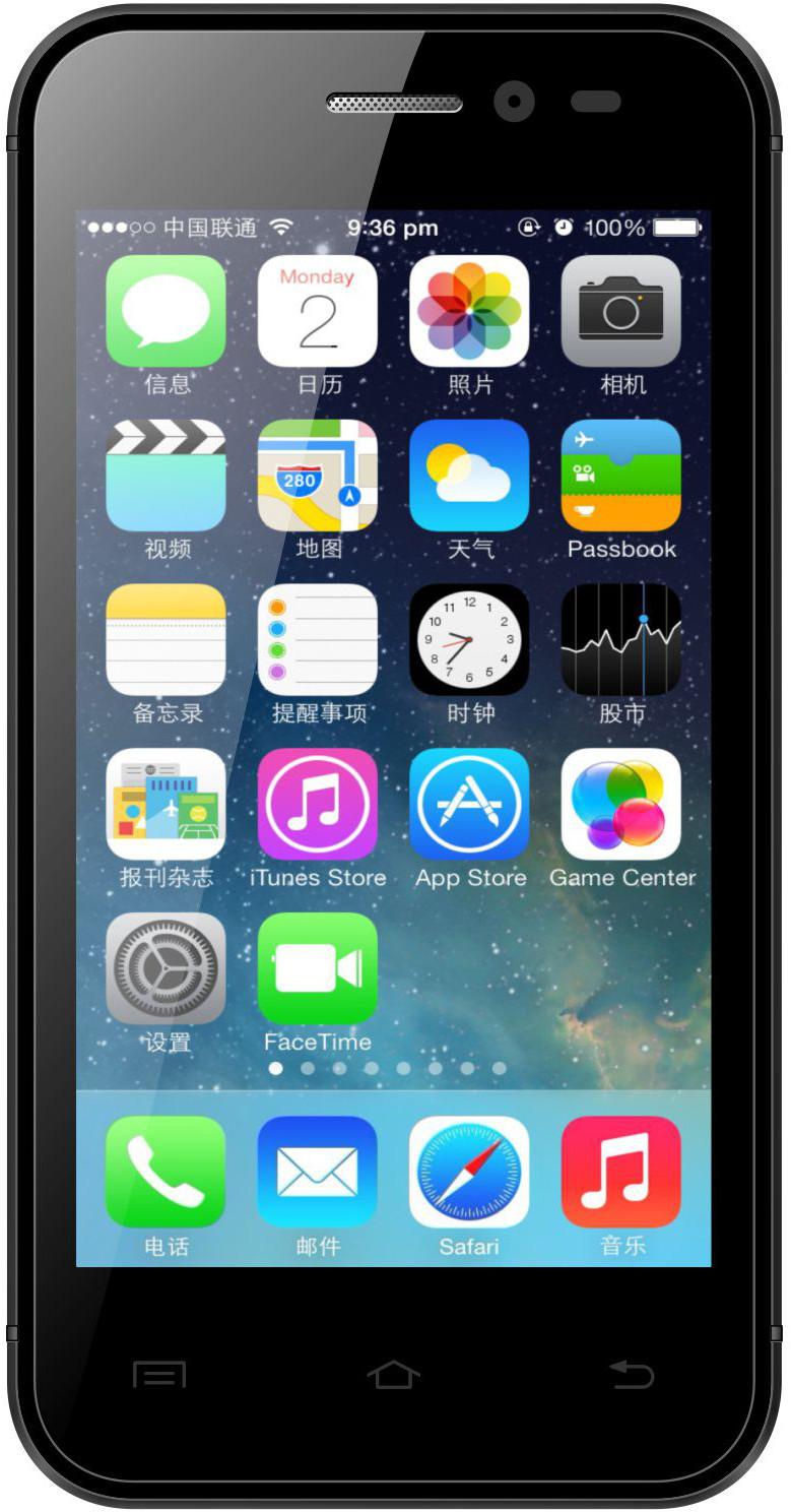 Intex Aqua 3G Star (Black, 2 GB)(256 MB RAM)