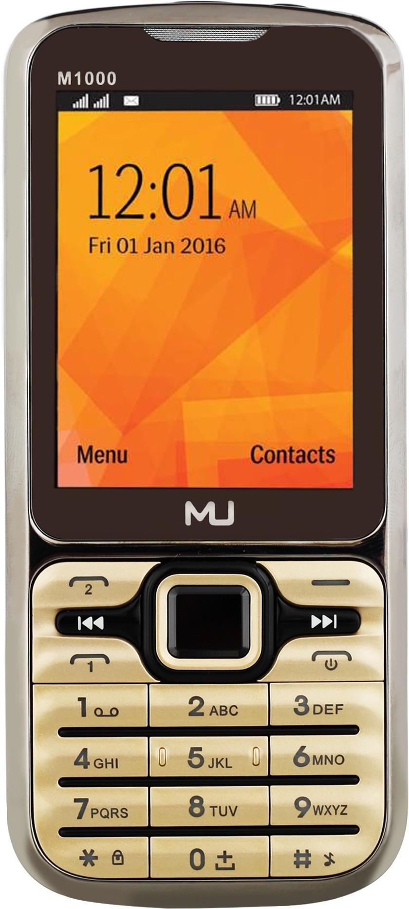 MU M-1000(Black & Gold)