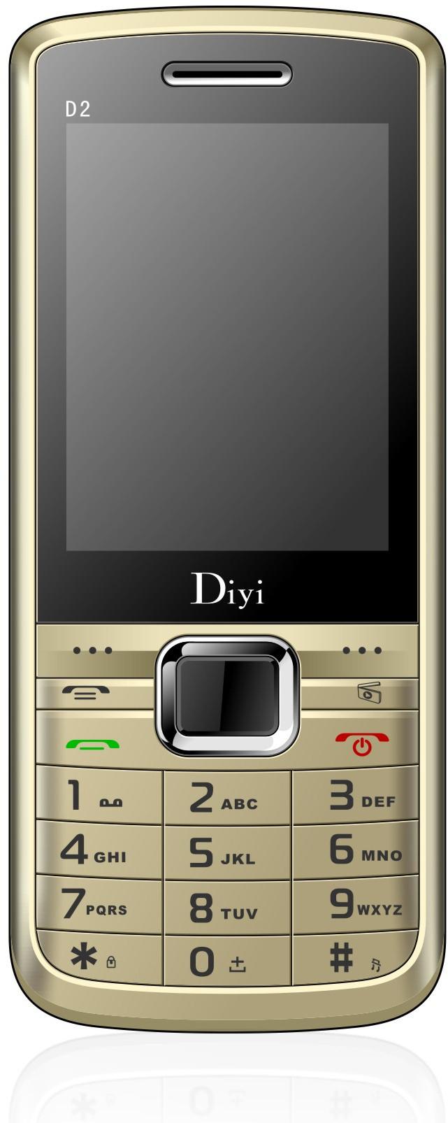 Diyi D2(Champagne)