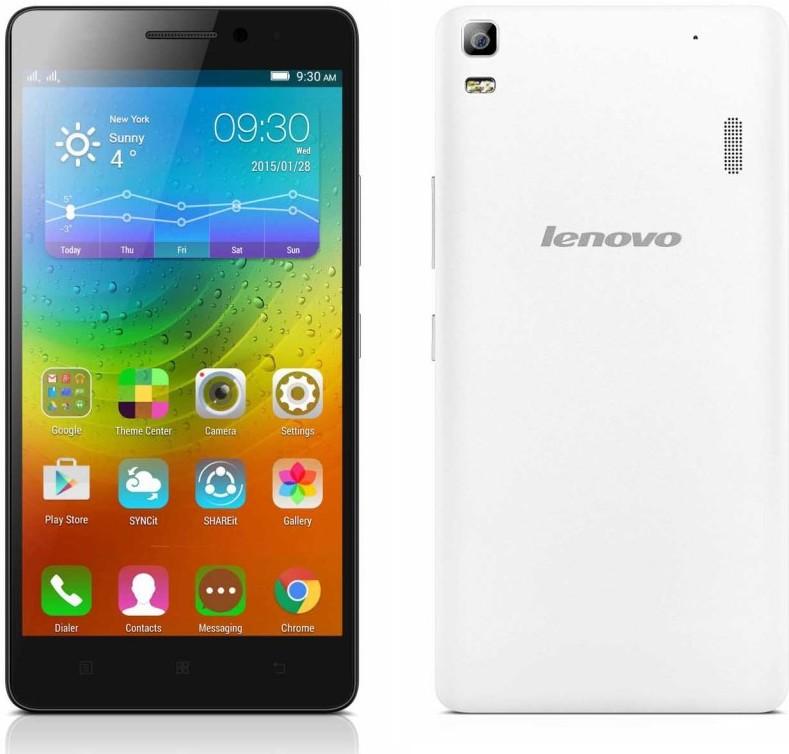Lenovo A7000 Turbo (White, 16 GB)(2 GB RAM)