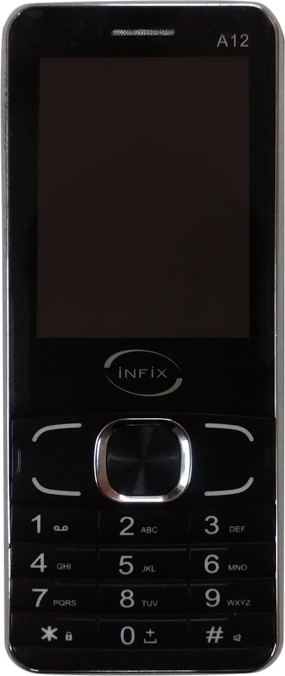 Infix A12BLACK(Black)