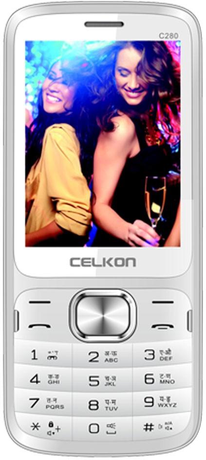Celkon C280(White)