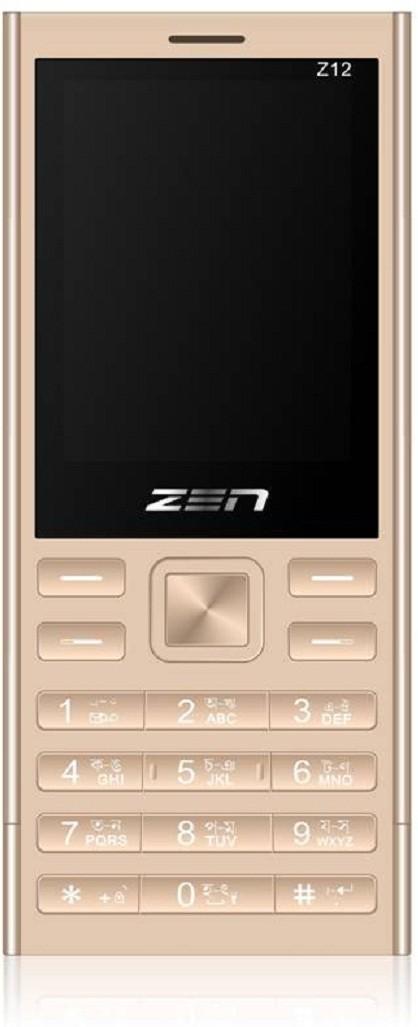 Zen Z12(Silk Gold)