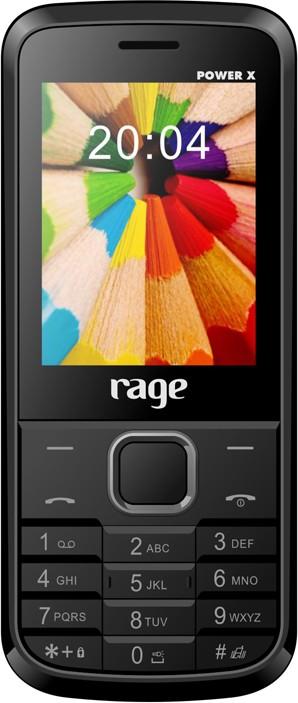 RAGE Power X(Black Grey)