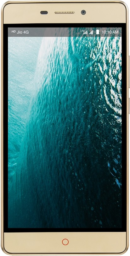 LYF Water 7 (Golden, 16 GB)(2 GB RAM)