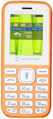 Mediacom Goodluck (Orange, 32 MB)