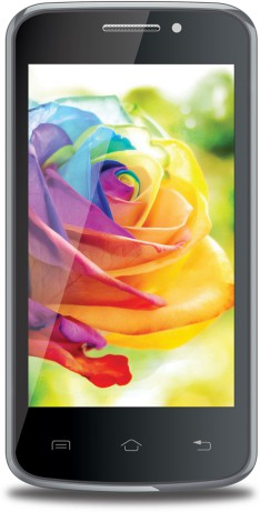 iBall Andi4-B2 IPS (Special Grey & Crome, 4 GB)(1 GB RAM)