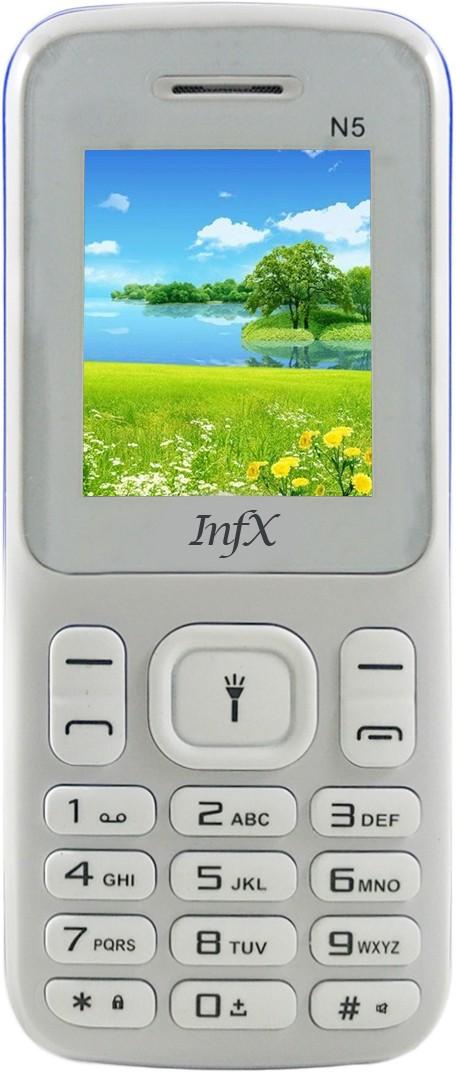 Infx N5(White, Blue)
