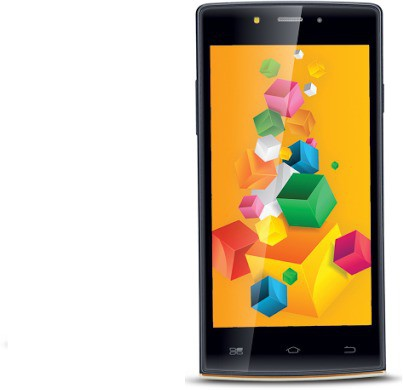 iBall ANDI (Softgold, Black, 8 GB)(1 GB RAM)