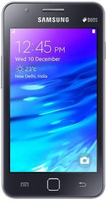 SAMSUNG Z1 (Black, White, 4 GB)