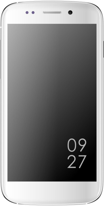 Micromax Canvas 4 A210 (White, 16 GB)(1 GB RAM)