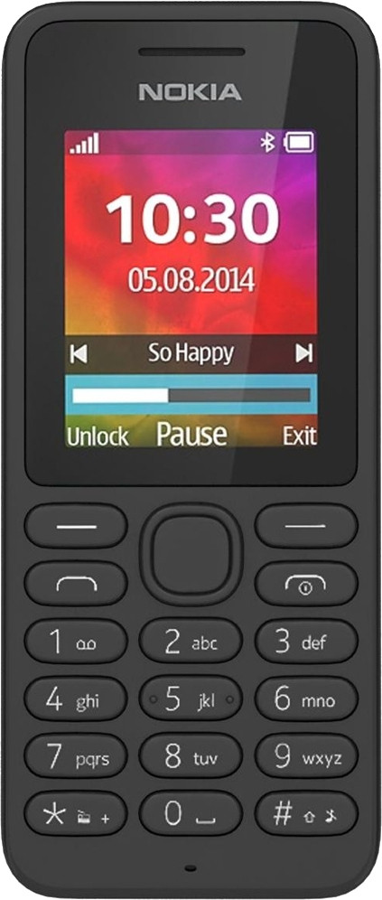 Nokia 130 DS(Black)