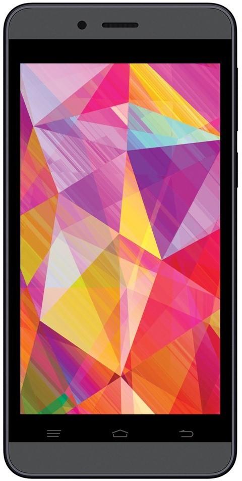 Intex Aqua Q7 Pro (Black & Grey, 8 GB)(1 GB RAM)