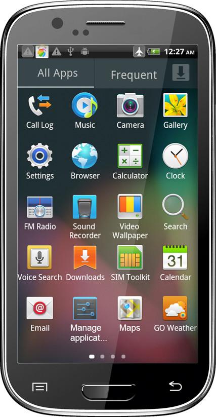 MAXX AX3 (Black, 512 MB)(256 MB RAM)