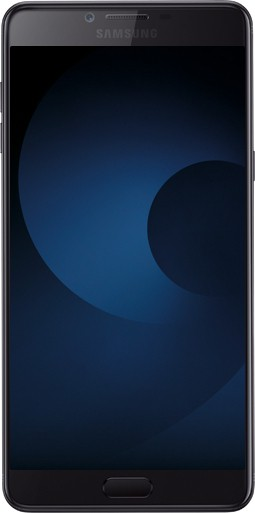 Samsung Galaxy C9 Pro (Black, 64 GB)(6 GB RAM) image