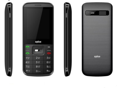 Spice Power S-580 with Power Share (Grey Black, 1 MB)
