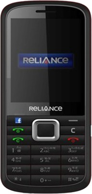 ZTE Reliance D286 (Black, 8 MB)