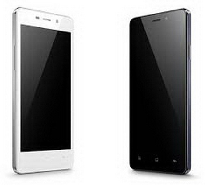 OPPO Joy 3 (White, Grey, 4 GB)(1 GB RAM)