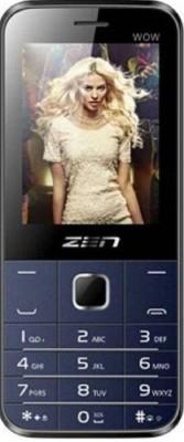 Zen M85 Wow (Blue, 20 MB)